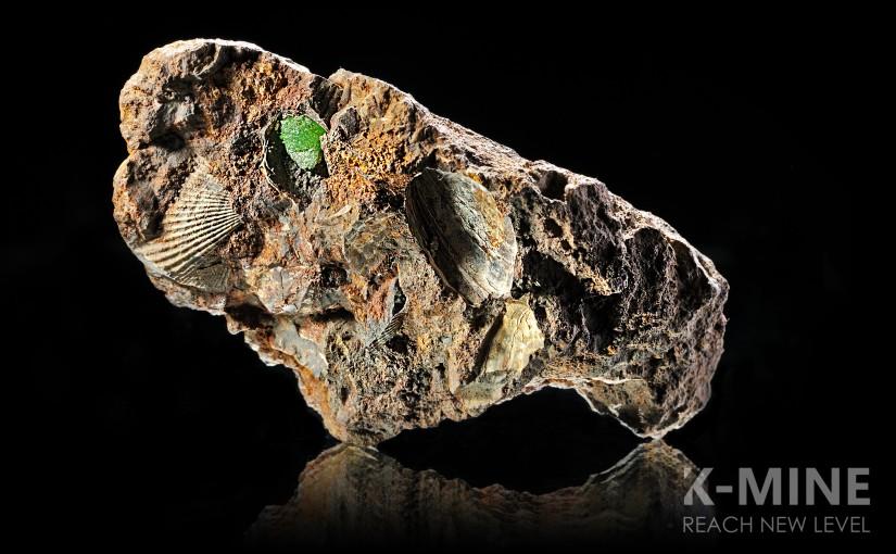 Рубрика «K-MINE: Minerals». Анапаит