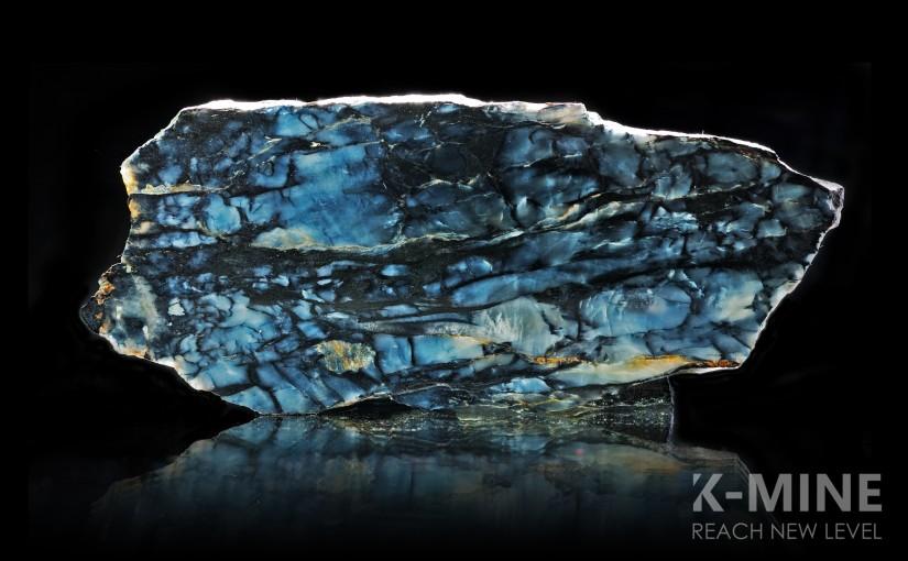 «Рубрика «K-MINE: Minerals»: Петерсит
