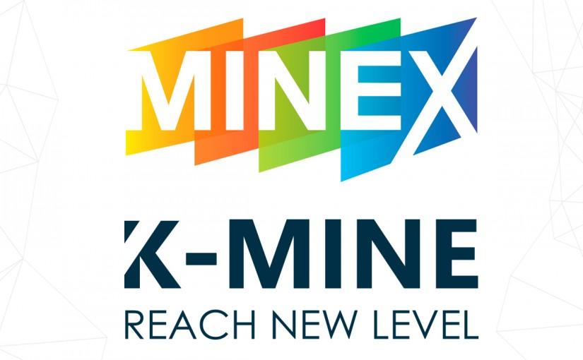 Посетите Форум Майнекс Россия 2019 с 8 по 10 октября и не пропустите встречу с командой K-MINE