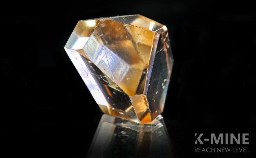 Рубрика «K-MINE: Minerals»